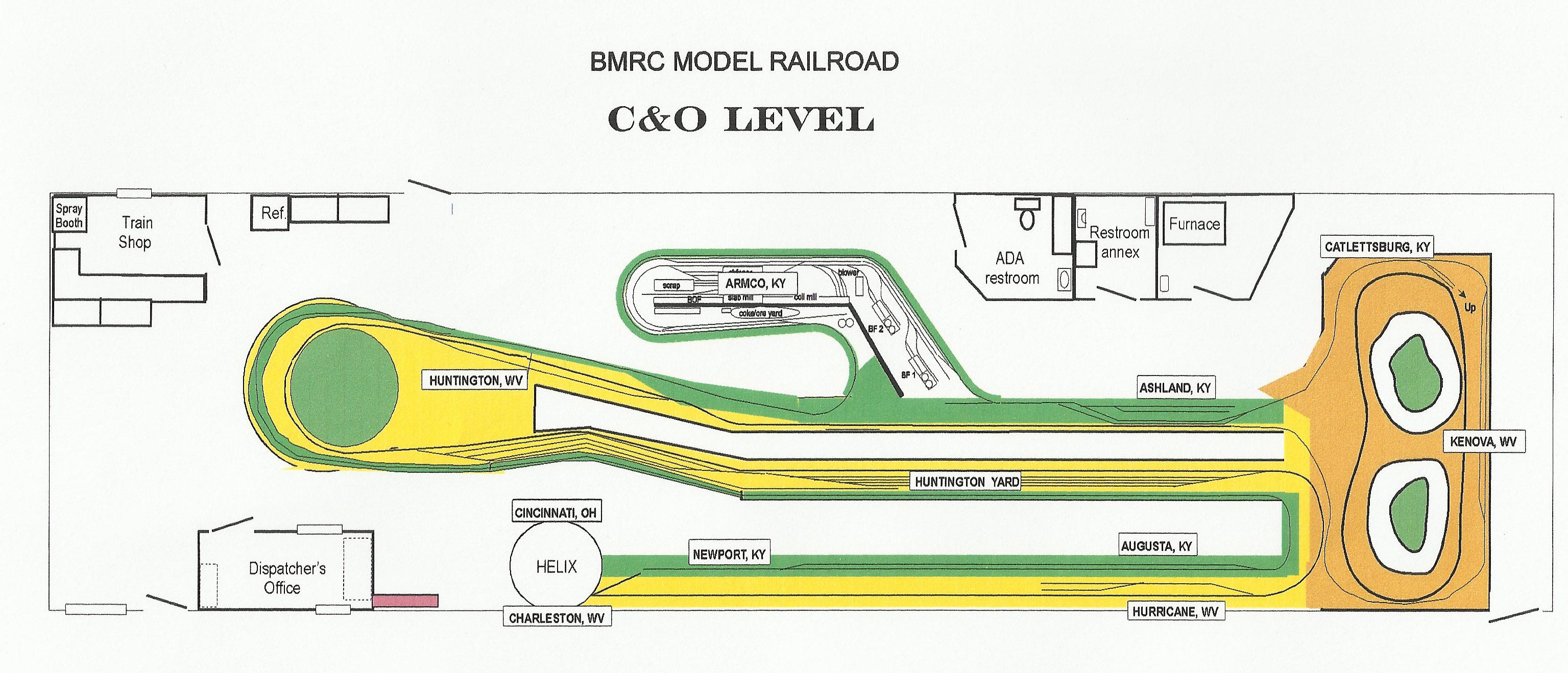 C&O Level, 7-16