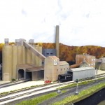 Lime/cement plant at Kingsport, TN