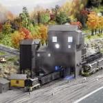 Coal tipple at Elkhorn City, KY